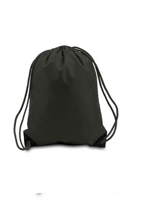 Liberty Bags 210 denier Boston Drawstring Backpack with DUROcord®